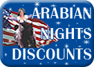 Get Discount Tickets for Arabian Nights Dinner Show