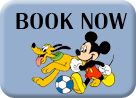 book your Disney Dreams Vacation Rental Now