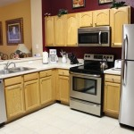 Our 2nd town home, Disney Dreams Too, has everything you need to prepare a quick snack or a gourmet meal