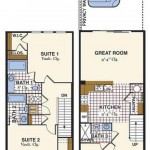 Both have identical floorplans