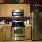 Our first town home, Disney Dreams, has everything you need to prepare a quick snack or a gourmet meal