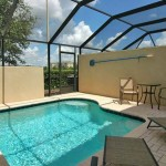 Both town homes have a private pool and spa - a big hit with all of our guests